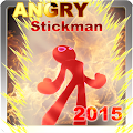 Angry StickMan 3.0 icon