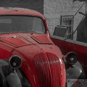 Vintage by Nitesh Badave - Transportation Automobiles