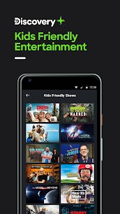 Discovery Plus MOD APK (Free Subscription) 3