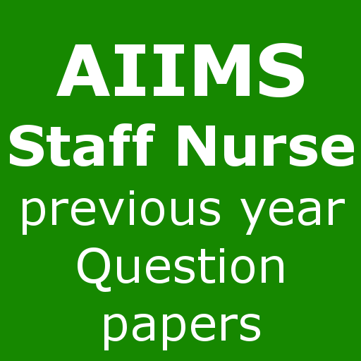 AIIM Previous years staff nurse question paper pdf