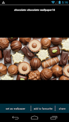 Chocolate Candy Wallpapers