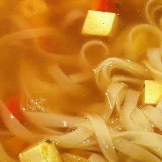 Vegetarian Ginger Garlic Soup Recipes.