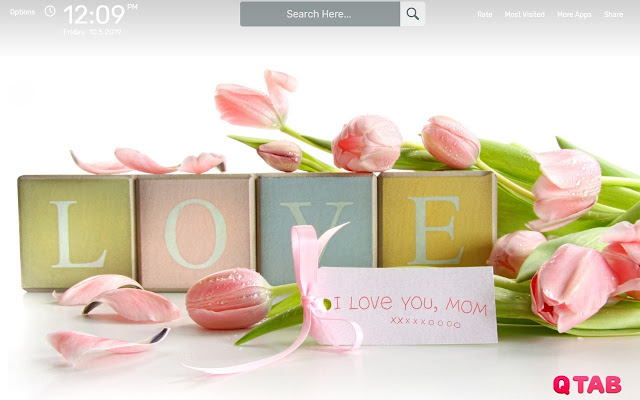 MOTHERS DAY Wallpapers HD Theme