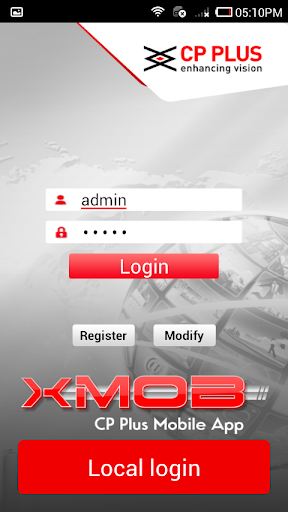 XMOB screenshot 1