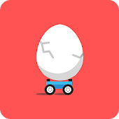 Egg Car - Don't Drop the Egg!