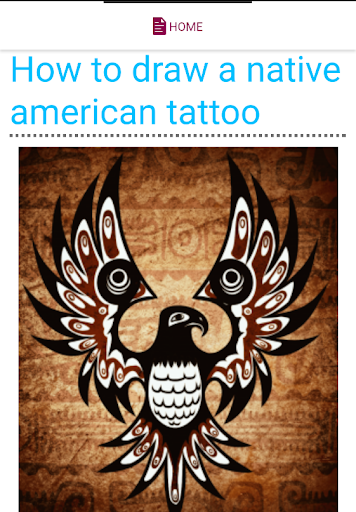 Drawing Tattoos How to Draw