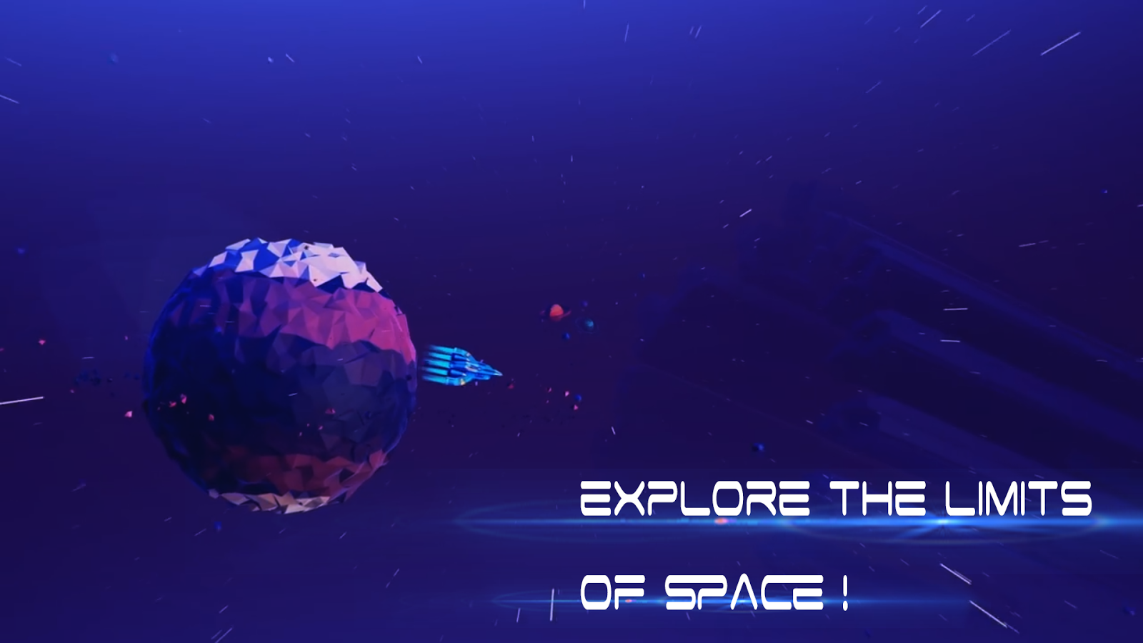 VR Space Travel- screenshot