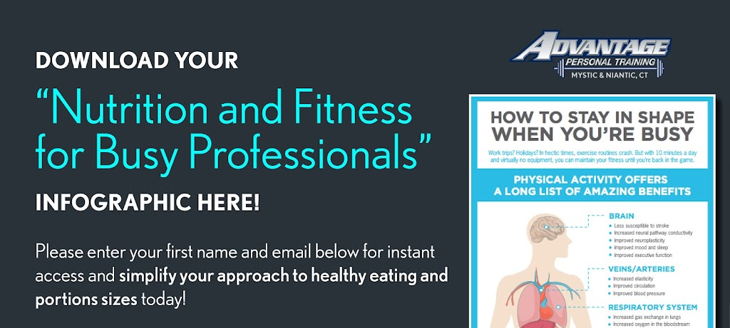 Nutrition and Fitness for Busy Professionals