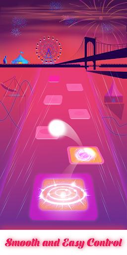Magic Tiles 3D Hop EDM Rush! Music Game Forever screenshots 2