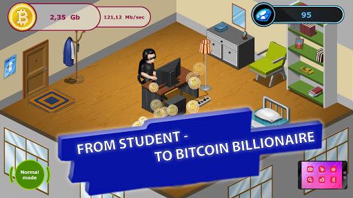 Bitcoin Idle - Tap Tap Clicker  astuce 1