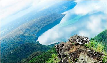 Photo: Peak of Mt. Maculot Bantangas