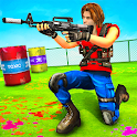 Paintball Shooting Battle Arena icon