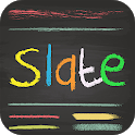 Slate For Kids Paint & Color icon