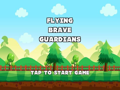 Flying Brave Guardians