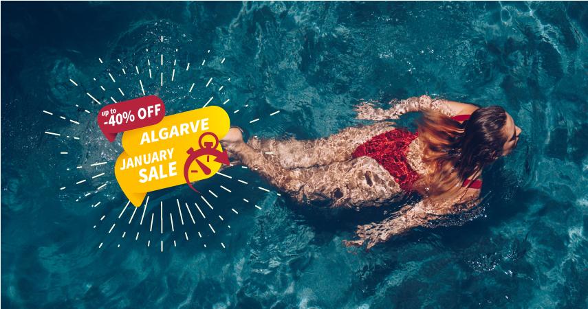 Luna Hotels & Resorts | Web Oficial - ALGARVE JANUARY SALE