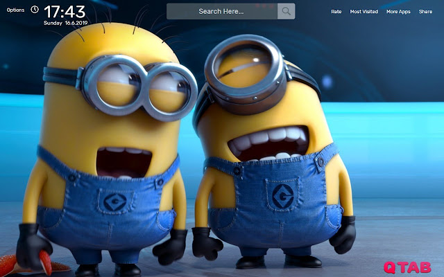 Minions Wallpapers New Tab Theme
