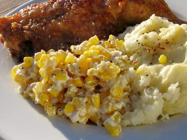 Becky's Creamed Corn Recipe