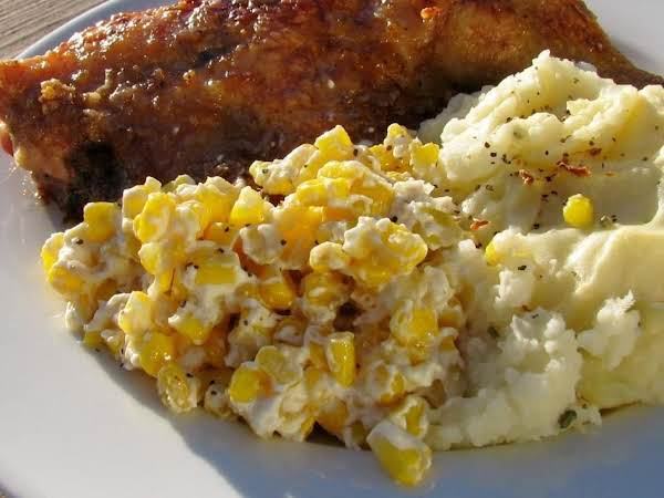 Becky's Creamed Corn Recipe