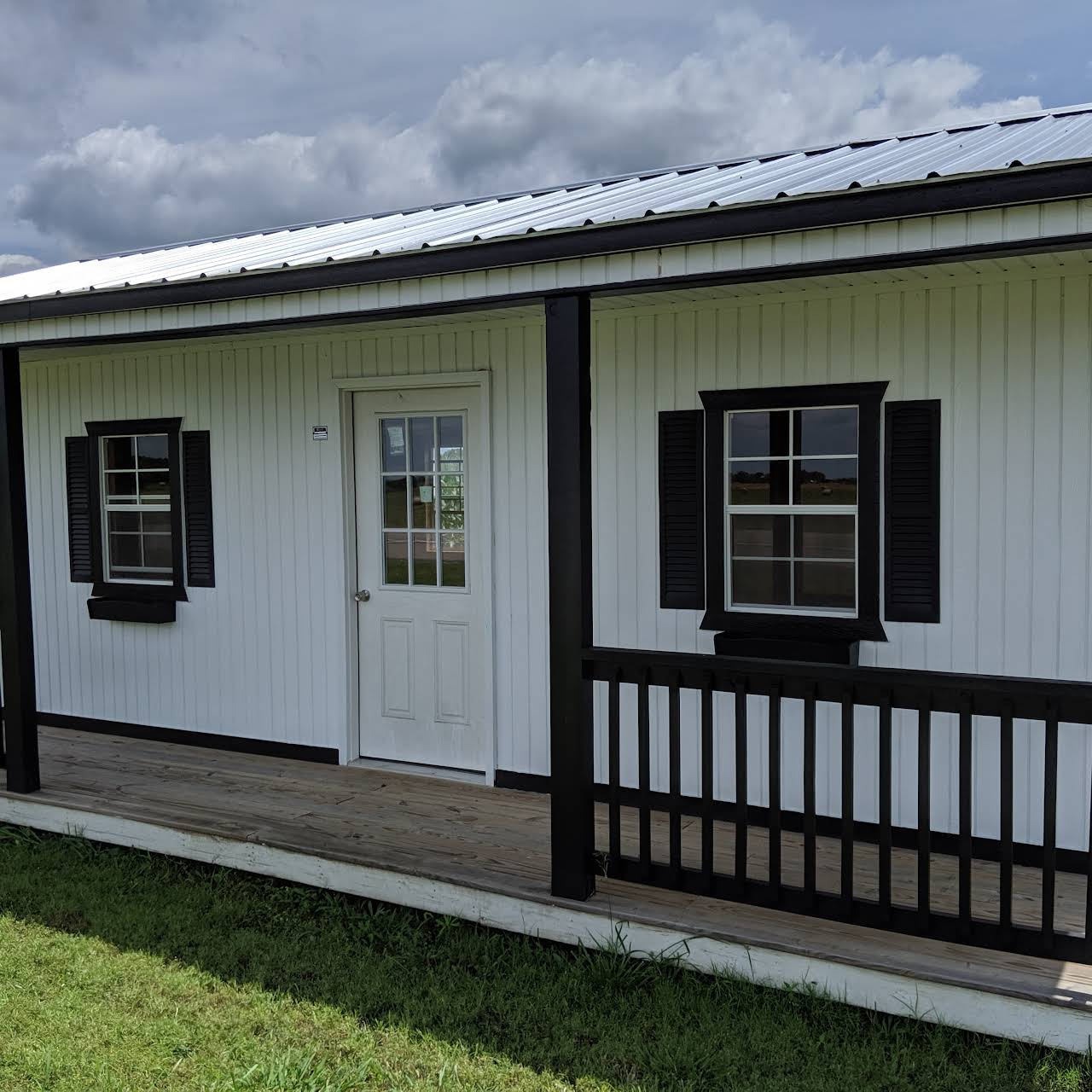 Graceland Portable Buildings of Whitewright - The truly
