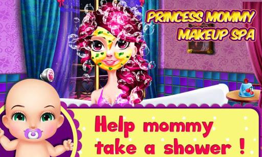 Princess Mommy Makeup SPA