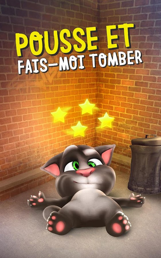 Talking Tom – Capture d'écran