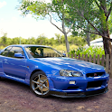 Skyline GTR Simulator icon