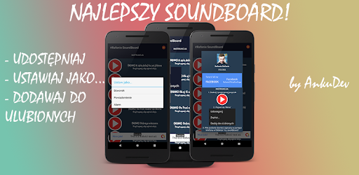 The best Soundboard in the play store!