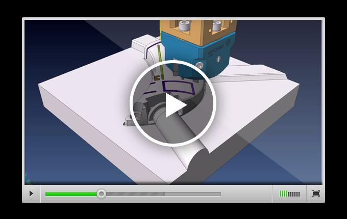 VISI Electrode - проектирование электродов для электроэрозии