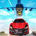 Light Speed Car Mega Extreme Stunts icon
