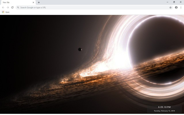 hole.io New Tab & Wallpapers Collection