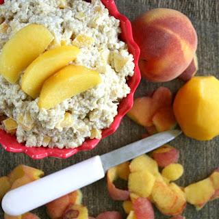 Quinoa and Fruit Breakfast Porridge (Vegan, Gluten-Free, Dairy-Free, No Refined Sugar).