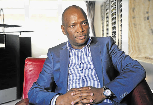 POWER PLAY: The drama continues at the SABC, where Hlaudi Motsoeneng, top left, has been handed the reins by board chairwoman Ellen Tshabalala, top right - even though both face the chop. Tshabalala's letter, above, empowers Motsoeneng to run the corporation for nine days as acting group CEO
