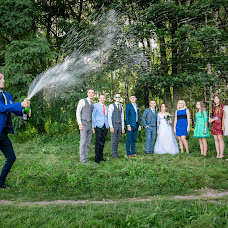Wedding photographer Aleksey Ivanchenko (Hitch). Photo of 04.09.2017
