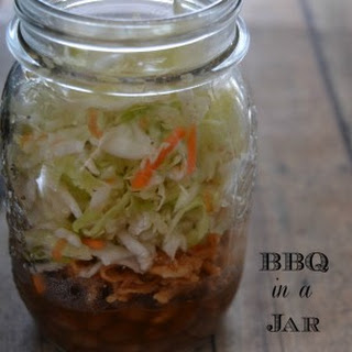 BBQ in a Jar