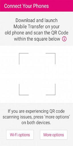 T-Mobile Content Transfer 2.1.5 screenshots 2