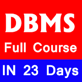 DBMS Full Course - DataBase Management System