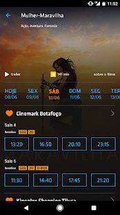 Ingresso.com - Filmes + Cinema: miniatura da captura de tela