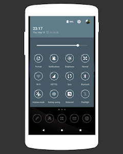 Cleanly Theme for CM12/12.1 v1.3