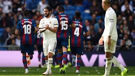 El Real Madrid vuelve a perder y el Bernabéu se impacienta.