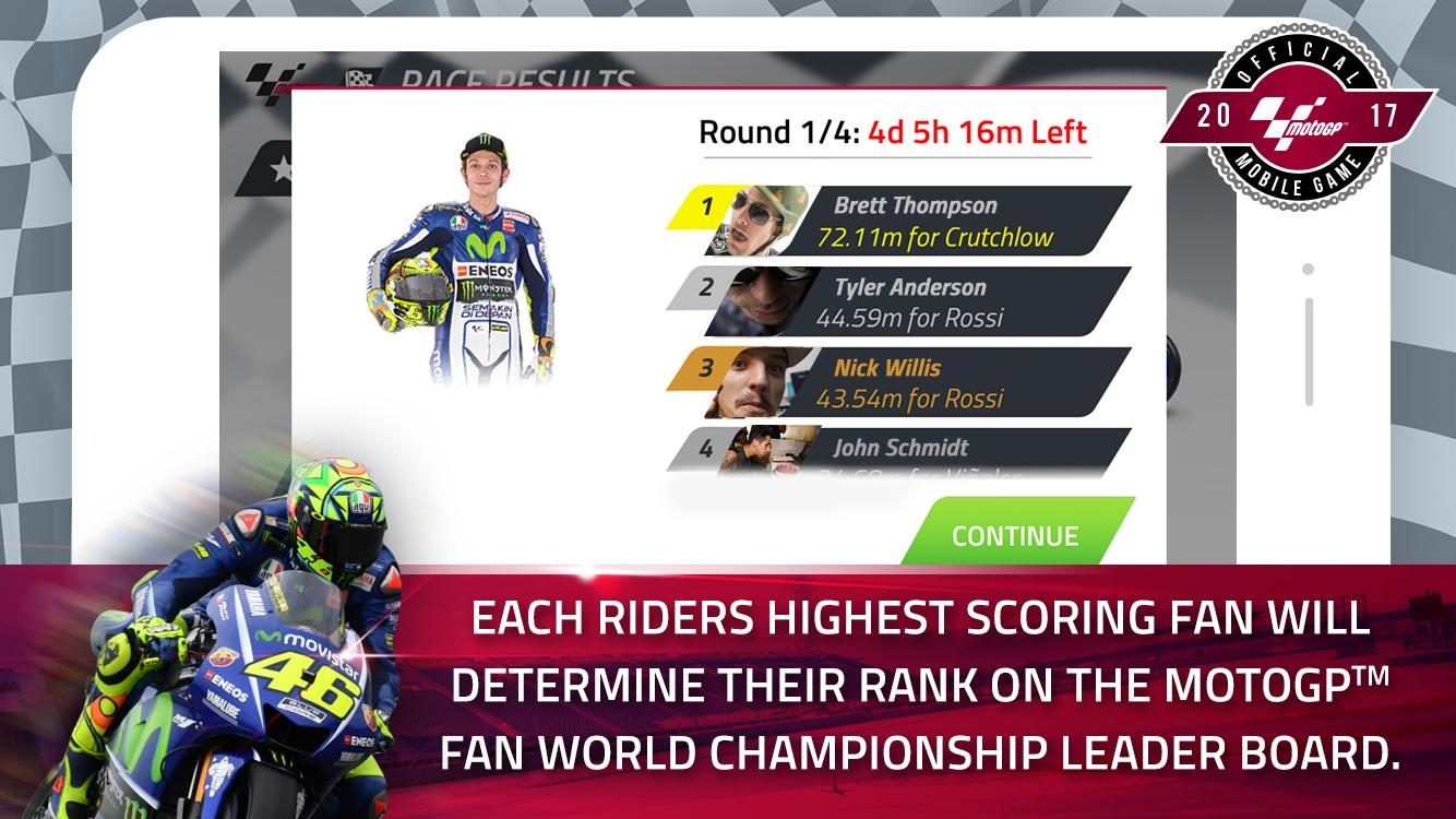 Motogp Racing Game For Android | MotoGP 2017 Info, Video, Points Table