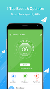Privacy Cleaner – Booster & Cleaner - náhled