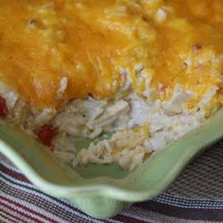 Rotel Chicken Casserole Rice Recipes.