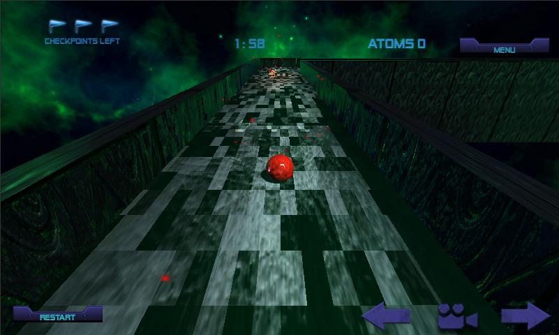 Atomic Ball- screenshot