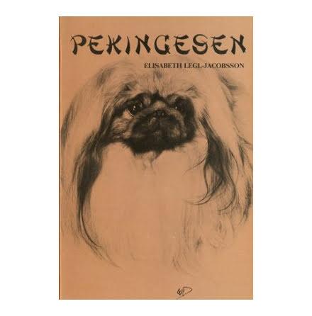 Pekingesen - E.Legl-Jakobsson