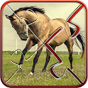 Horses Jigsaw Puzzle Game icon