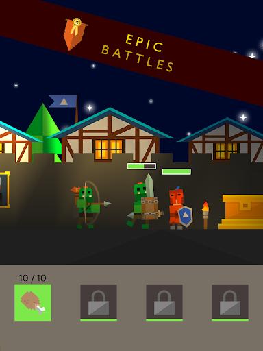 Orcs X - Idle Clicker RPG apkmr screenshots 8