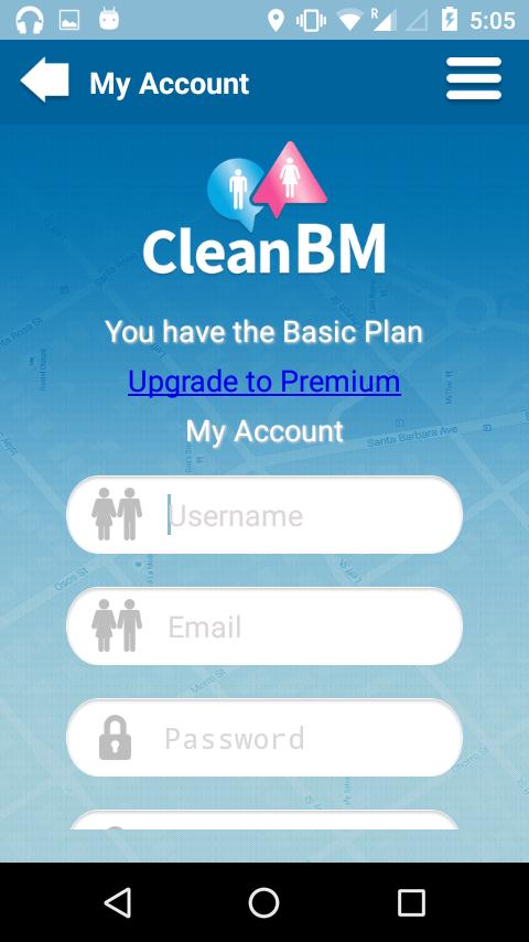 CleanBM screenshot #2