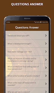 Civil Engineering Interview Preparation - Apps on Google Play