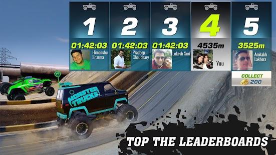 Monster Truck Racing (Unreleased)- screenshot thumbnail