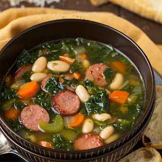 Beef Broth Kale Soup Recipes